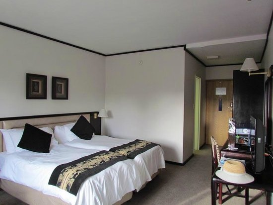 Protea Hotel by Marriott Worcester Cumberland: Chambre 128