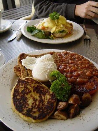 Benediction Cafe