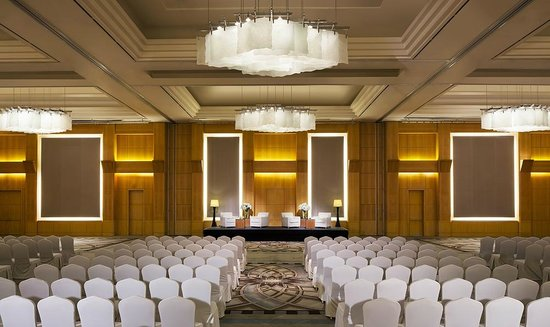 Grand Hyatt Incheon: The Ballroom