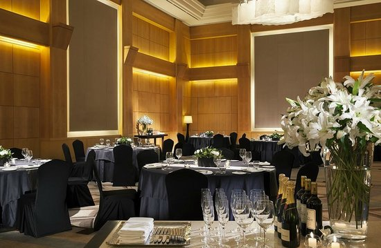 Grand Hyatt Incheon: The Ballroom - dinner