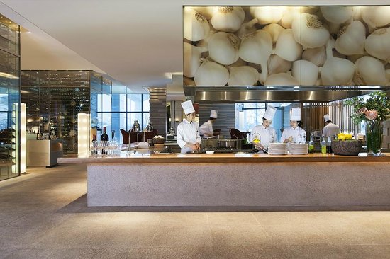 Grand Hyatt Incheon : Restaurant 8 - Cucina