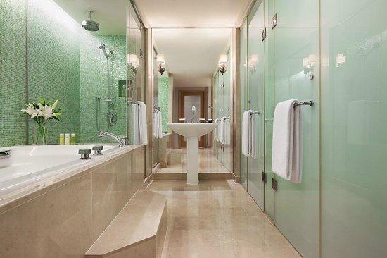 Grand Hyatt Incheon : Ambassador Suite - bathroom