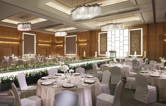 Grand Hyatt Incheon : The Ballroom - wedding
