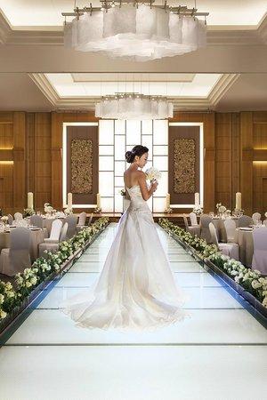 Grand Hyatt Incheon: The Ballroom - wedding