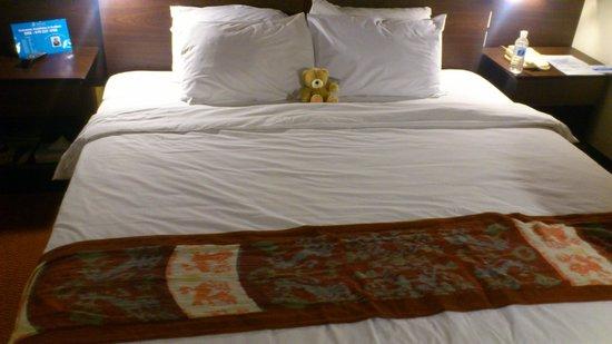 Prescott Hotel Kuala Lumpur - Medan Tuanku:                   Double Deluxe Bed