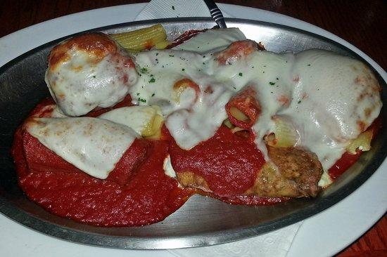 Italian Grill : The Baked Italiano, I Think