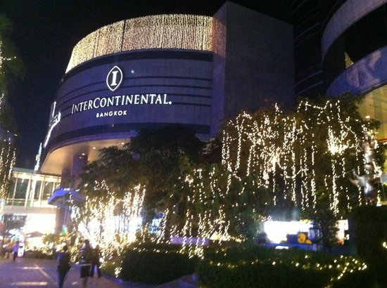 InterContinental Bangkok:                   Holiday time at the Intercon BKK- Dec 2012