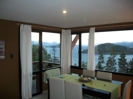 Catalonia Sur Aparts & Spa:                   Todas las mañanas al levantarte y tomar el desayuno tenes esta hermosa vista.