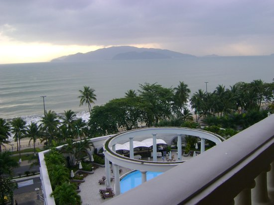 Sunrise Nha Trang Beach Hotel & Spa: view