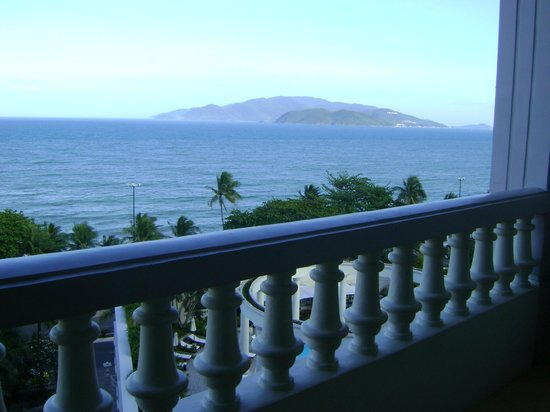Sunrise Nha Trang Beach Hotel & Spa : breathtaking views
