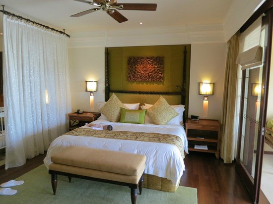 The St. Regis Bali Resort: Bed