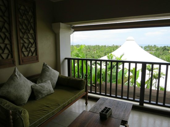 The St. Regis Bali Resort : Verandah