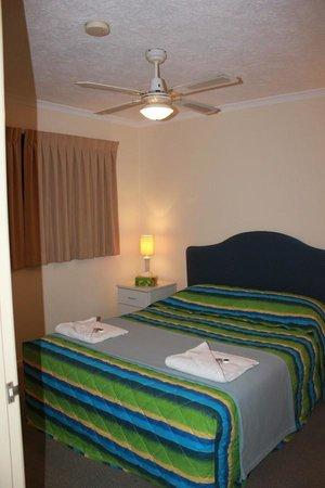 Surfers Beach Resort One:                   Bedroom
