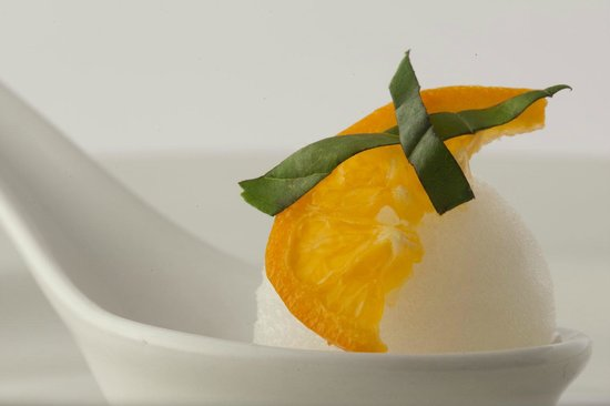 Bayviews Restaurant & Lounge Bar: Sorbet