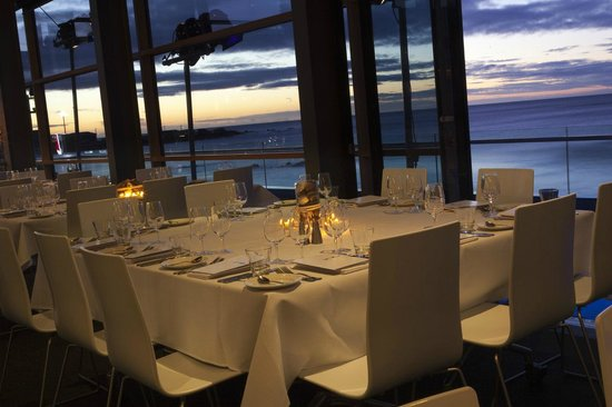 Bayviews Restaurant & Lounge Bar: Sunset at the Restaurant