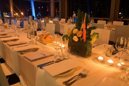 Bayviews Restaurant & Lounge Bar: Savour Dinner