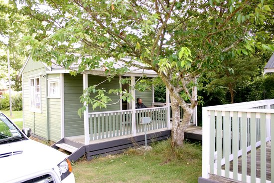 Te Aroha Holiday Park and Backpackers: Poppy
