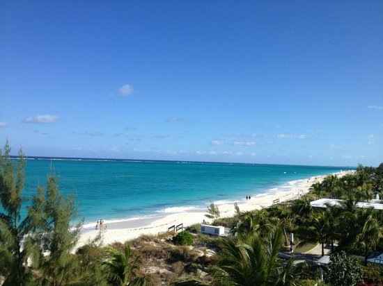 Beaches Turks & Caicos Resort Villages & Spa:                   Can't beat this view!