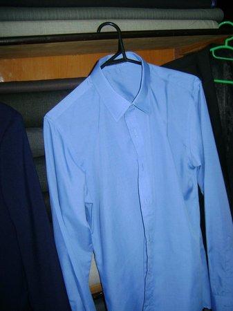 Tony The Tailor: shirt