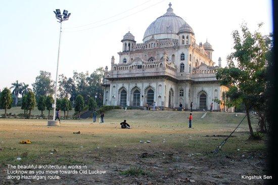 Hazratganj (Lucknow, Indien) - anmeldelser - TripAdvisor