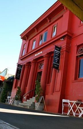 Banco Espresso @ Home