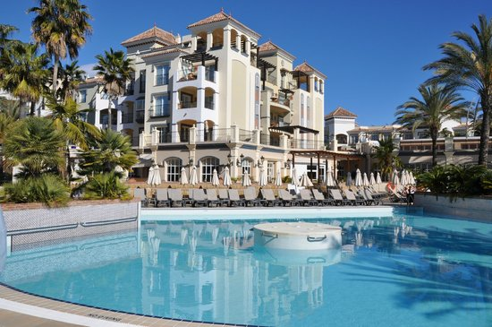 Marriott's Playa Andaluza: Apartments and outdoor pool