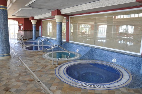 Marriott's Playa Andaluza: Hot tubs