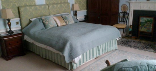 Letham House:                                     Sleep