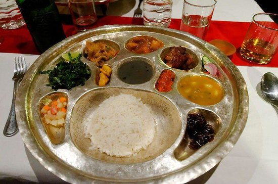 Excellent traditional nepalese cuisine at baithak review for Cuisine of nepal