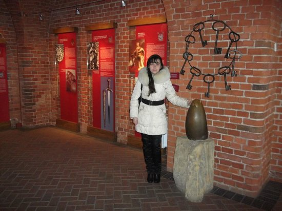 King's Gates Museum :                   На счастье!
