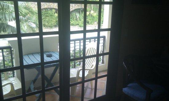 Le Soleil de Boracay: balcony