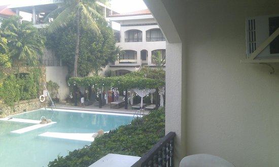 Le Soleil de Boracay: pool area