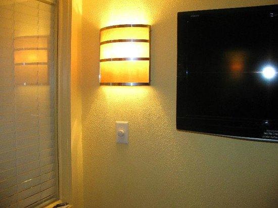 Ocean Sands Resort: Gradateur pour ventilateur.