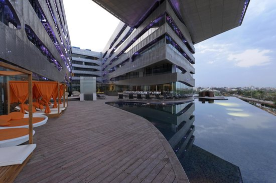 The Park Hyderabad: Hotel - Exterior View