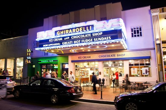 ‪Ghirardelli Ice Cream & Chocolate Shop‬