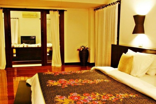 Chaw Ka Cher Tropicana Lanta Resort : Tropical Tara Suite