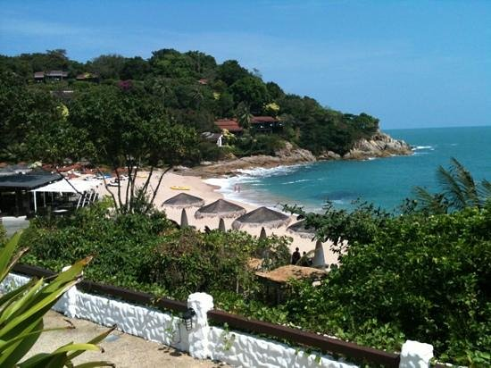 The Tongsai Bay:                   spiaggia