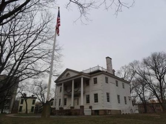 Photo of Tourist Attraction Morris-Jumel Mansion at 65 Jumel Terrace, New York, NY 10032, United States