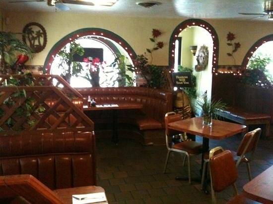 Live Oak, CA:                   Betty's Authentic Mexican Restaurant