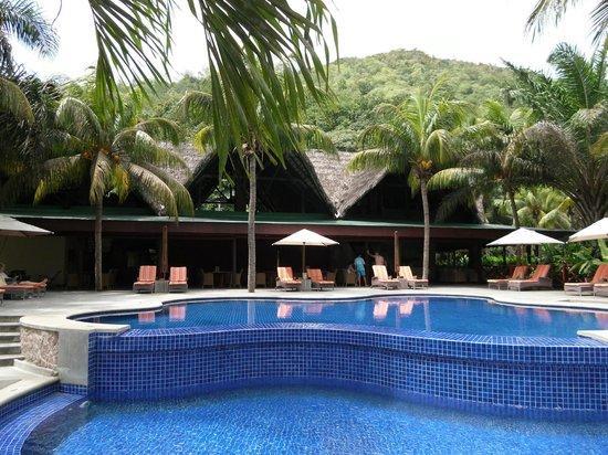 Paradise Sun:                   Poolbereich