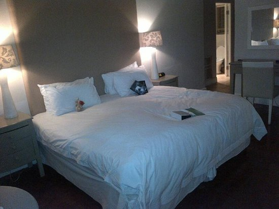 Camps Bay Village (Resort):                   Main bedroom with ensuite in background