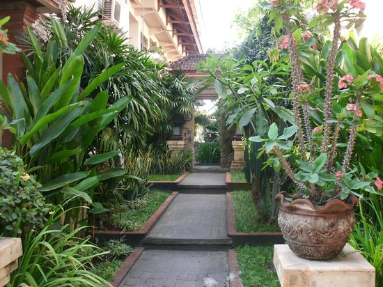 Seminyak Paradiso Hotel: Pathway
