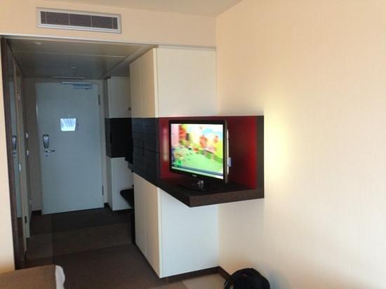 Movenpick Hotel Amsterdam City Centre: inside view