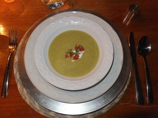 La Villa Bonita Culinary Vacation:                                     Soup