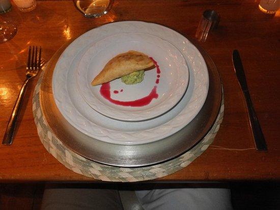 La Villa Bonita Culinary Vacation:                                     2nd Course