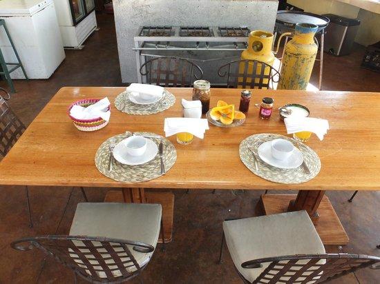 La Villa Bonita Culinary Vacation:                                     Breakfast
