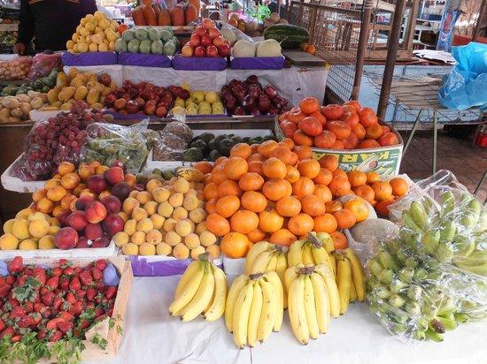 La Villa Bonita Culinary Vacation:                                     At the Market in Tepoztlán