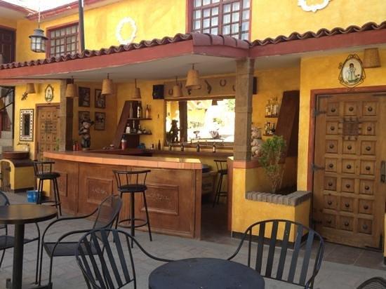 Hacienda Los Algodones:                                     Bar