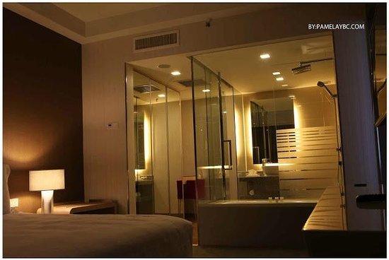 Hotel Armada Petaling Jaya:                                     The washroom