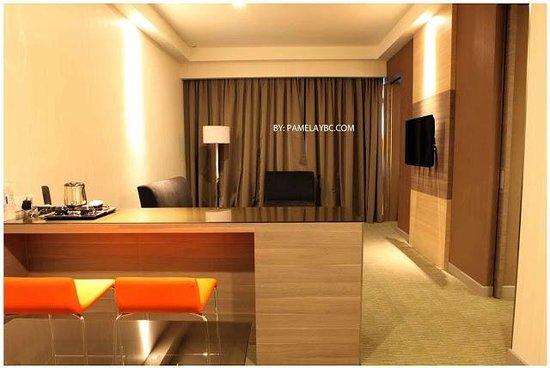 Hotel Armada Petaling Jaya:                                     The room